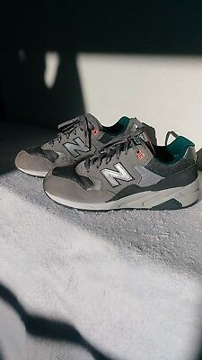 the best attitude b723d c8e8f NEW BALANCE 580 Series Elite Edition Solarized Womens Athletic Shoes Size 9