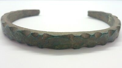 Bronze Bracelet  Two snakes  1100-600BC. Scythians Koban