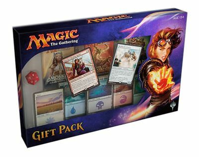 Magic The Gathering Regalo Pack 2019 (Inglés) Mtg Regalo Box Wizards Booster