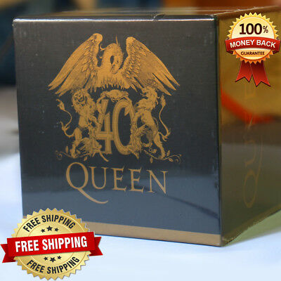 The Queen 40th Anniversary 30 CD Box Set Booklets Full Collection