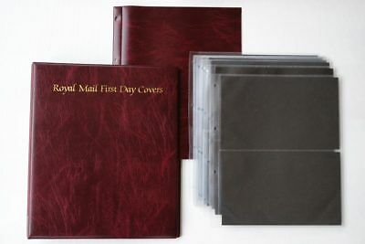 Royal Mail First Day Cover Stamp Album