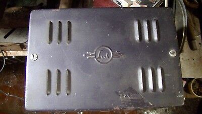 Link Radio Corp Frequency Modulated Reviever Type 1905-ED 2A 1960's