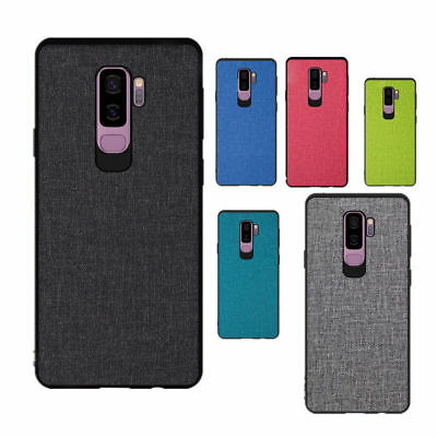 Hybrid Soft TPU Fabric Case Shockproof Cover For OnePlus 6 6T