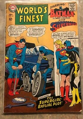 World's Finest  169 Fine+ HUGE DC SILVER AGE COLLECTION No Reserve