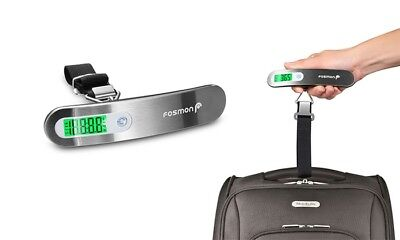 110lb / 50Kg Luggage Scale Digital LCD Portable opened Box