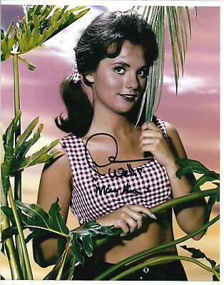 Dawn Wells Authentic Signed 8x10 Photo Autographed, Mary Ann, Gilligan's Island