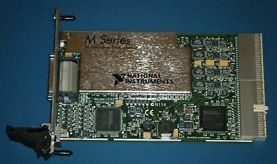 NI PXI-6289 32ch 18-bit M-Series, Local Bus, National Instruments *Tested*