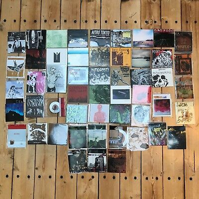 53 CD LOT punk metal hardcore indie POWER TRIP MUTOID MAN THIS WILL DESTROY YOU