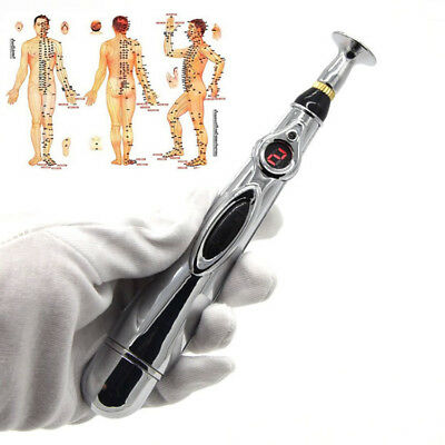 Electronic Acupuncture Pen Electric Meridians Laser Machine Magnet Therapy