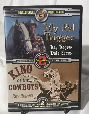 My Pal Trigger -  King of the Cowboys (DVD) Roy Rogers & Dale Evans