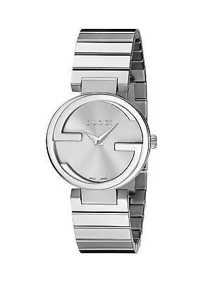 a0e54f5b2c7 GUCCI INTERLOCKING G Collection Watch With Diamonds YA133306 ...