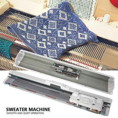 4.5mm Mid Gauge Domestic Knitting Machine for Silver Reed SRP50 SRP60 SRP60N