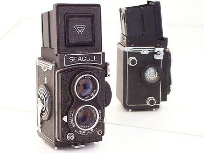 seagull TLR Camera in good condition,but velocity sometime fails