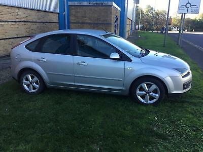 Ford Focus 1.8 125 2007.5MY Zetec Climate