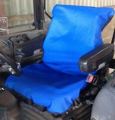 Heavy Duty Tractor Seat Cover to fit New Holland Waterproof  washable