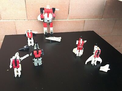 Transformers G1 Aerialbots / Superion (spares)