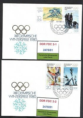 DDR, FDC 2478/81 gestempelt, s.scan, top sale!!!