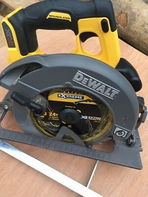 Dewalt Dcs575N-Xj Circular Saw Bare (No Battery) 190Mm 54Volt Xr Flexvol