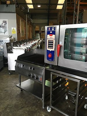 Rational -  Combi Oven - Falcon 900mm gas chargrill