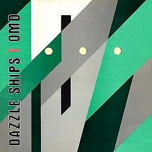 Omd ( Orchestral Manoeuvres In The Dark ) Dazzle Ships Vinyl LP NEW sealed