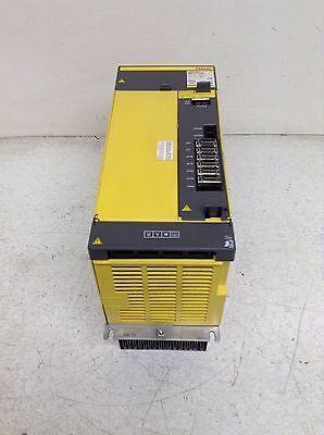 Fanuc A06B-6121-H030#H550 E aiSP 30HV Spindle Amplifier Unit A06B6121H030#H550