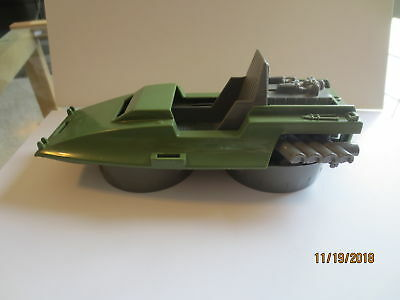 GI Joe Vehicle HAVOC Rear Recon Hatch RIGHT SIDE w Tabs 1986 Original Part