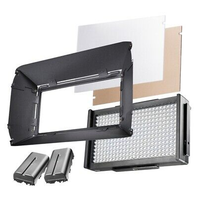 Walimex pro Photo Video Led Square 312 Daylight Set