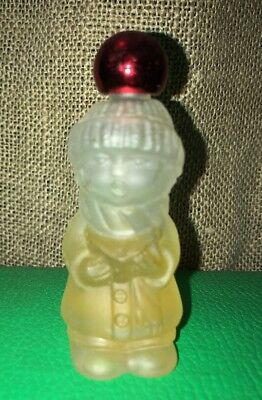 Avon Song of Christmas Choirboy Caroller Moonwind Cologne .75 1/2 Full