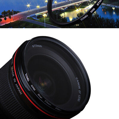 ZOMEI Star 4 Cross Line Point Filters For Lens 52mm DSLR SLR Camera Nikon Canon