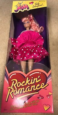 SDCC 2014 EXCLUSIVE JEM AND THE HOLOGRAMS ROCKIN' ROMANCE DOLL New Sealed