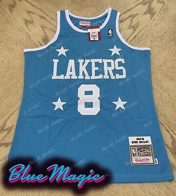 New Kobe Bryant Throwback Swingman Jersey #8 Los Angeles Lakers Mens