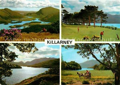 72641501 Killarney Kerry Landschaftspanorama Golfplatz Killarney