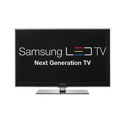 "40"" Samsung UE40C5800 LED TV FullHD FreeviewHD USB 4xHDMI Television NO STAND"