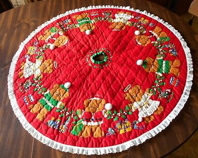Lucy & Me Hand Made Tree Skirt
