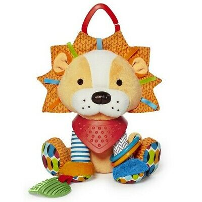 Skip Hop Activity Toy Teether Bandana Buddies - Lion