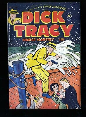 Dick Tracy Monthly #32 VG 4.0