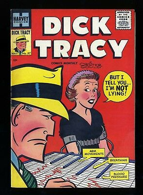 Dick Tracy Monthly #87 VG/FN 5.0