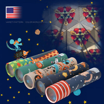 Kaleidoscope Parent-child Toy Scientific Educational Toys for Children