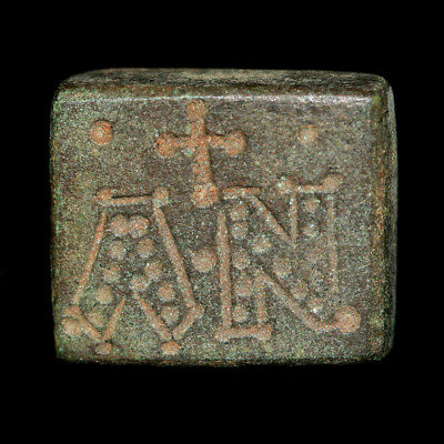 Early Byzantine bronze weight y2813