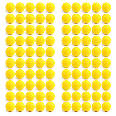 100PCS Round Refill Replace Bullet Balls Toy For Rival Apollo ZEUS Dart Gun