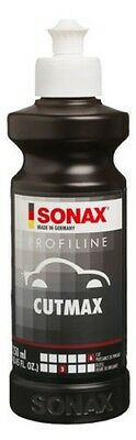 SONAX PROFILINE CutMax polishing paste 06-03 abrasive paste 250ml