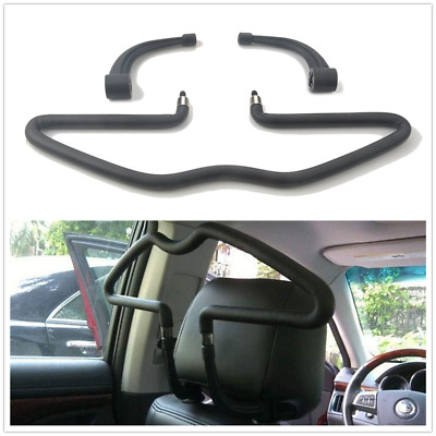 UK Car Seat Headrest Coat Rack Suit Clothes Stainless Steel Hanger Hook