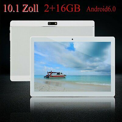 10.1 Zoll Tablet PC 3G Android GB RAM HD-Display LESHP Android6.0 SIM&KAMERA