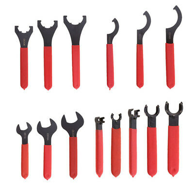 VARIOUS ER Wrench Spanner Collet Chuck For Lathe Clamping Nut CNC ER A M UM Hook