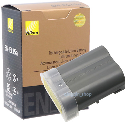 NEW Nikon EN-EL15A Battery For D850 D7500 D750 D810 D7200 D7000 D7100