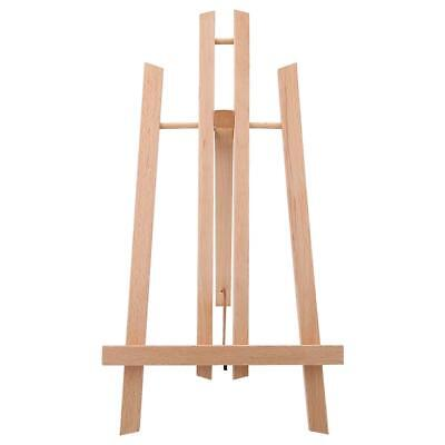 Wooden Easel Artist Art Display Painting Shop Tripod Stand Wedding 21*26*36cm