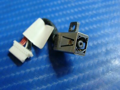 "Dell Inspiron 13-7348 13.3/"" Genuine Laptop DC In Power Jack w// Cable JDX1R ER*"