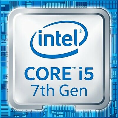 Intel Core i5-7500 3.4Ghz s1151 Kabylake  7th Generation Boxed 3 Years Warran...