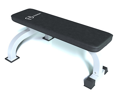 Flat Weight Bench for Fitness Workout Strength Training Lifting Chest Press Gym