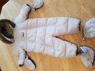 Timberland Snow Suit 12m